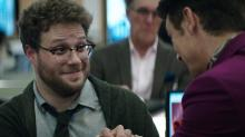 Seth Rogen and James Franco Try to Hack it as Journalists in an Exclusive Clip from 'The Interview'