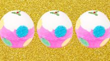 Lush's top-rated Christmas bath bomb is back: 'If I could give it 10 stars I would'