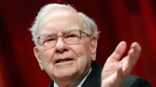 Getting crushed in this market? One look at Warren Buffett's portfolio and you might feel a lot better about yours