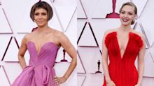 Here's who Yahoo Canada readers thought were the best and worst dressed at the 2021 Oscars