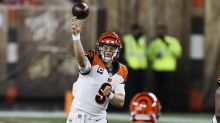 Joe Burrow gets LeBron James seal of approval after rookie throws first NFL touchdown
