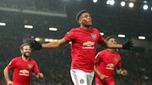 Manchester United thrash Partizan Belgrade to secure place in Europa League knockout stages