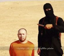 ISIS Hostage Video Shows Mosul War