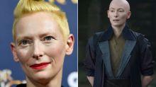 Tilda Swinton says 'Doctor Strange' casting debate was 'hot, sticky, gnarly moment'