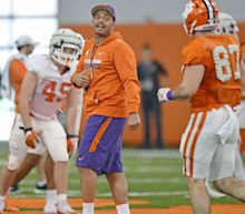Clemson's Tony Elliott opens up about why he turned down the Tennessee job
