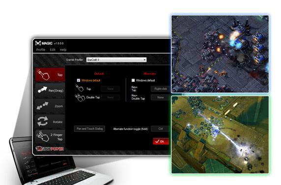 iBuyPower's Magic makes any game playable through multitouch (video)