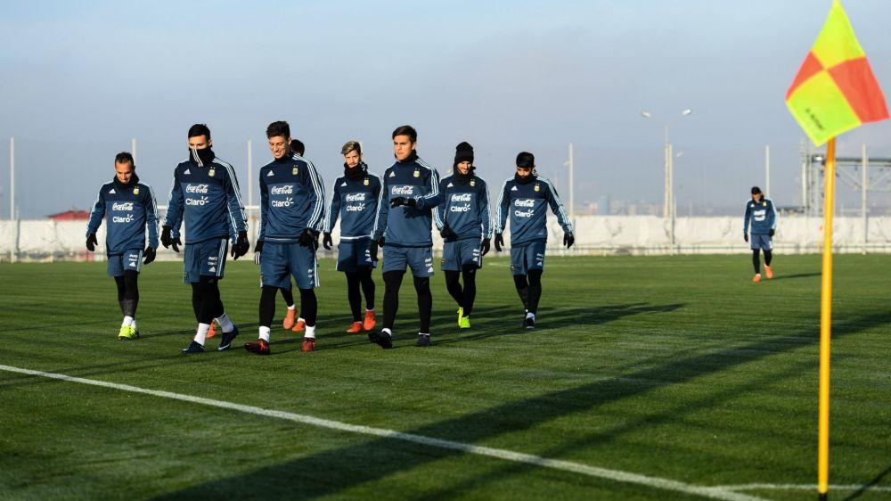 ¿Quiénes se juegan algo en la gira de la Selección argentina por Rusia?
