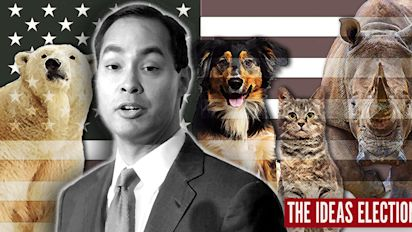 Julián Castro goes all in on plan to save the animals