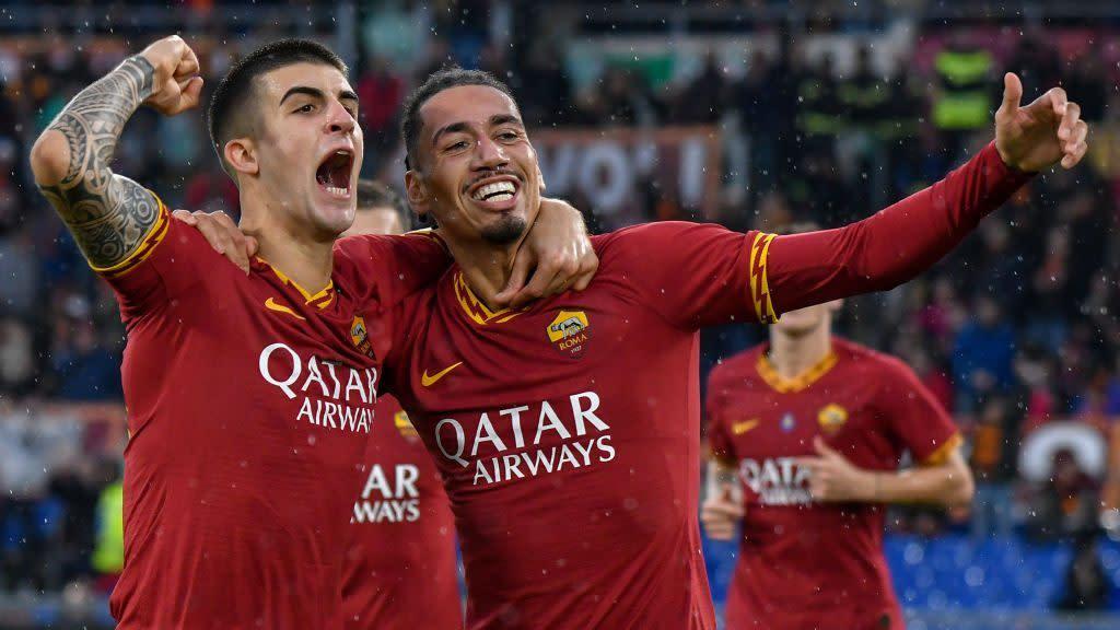 Serie A Roundup Roma Pummel Brescia Move Top Four Lazio Edge Sassuolo Video