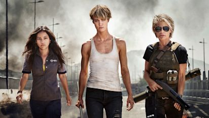 'Terminator: Dark Fate' stars on how they changed the script