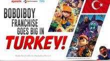 """""""BoBoiBoy"""" takes over Turkish cinemas next"""