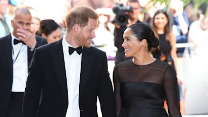 Meghan and Harry's new foundation name revealed