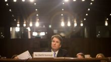Accuser of Trump's court pick offers statements to back accusation