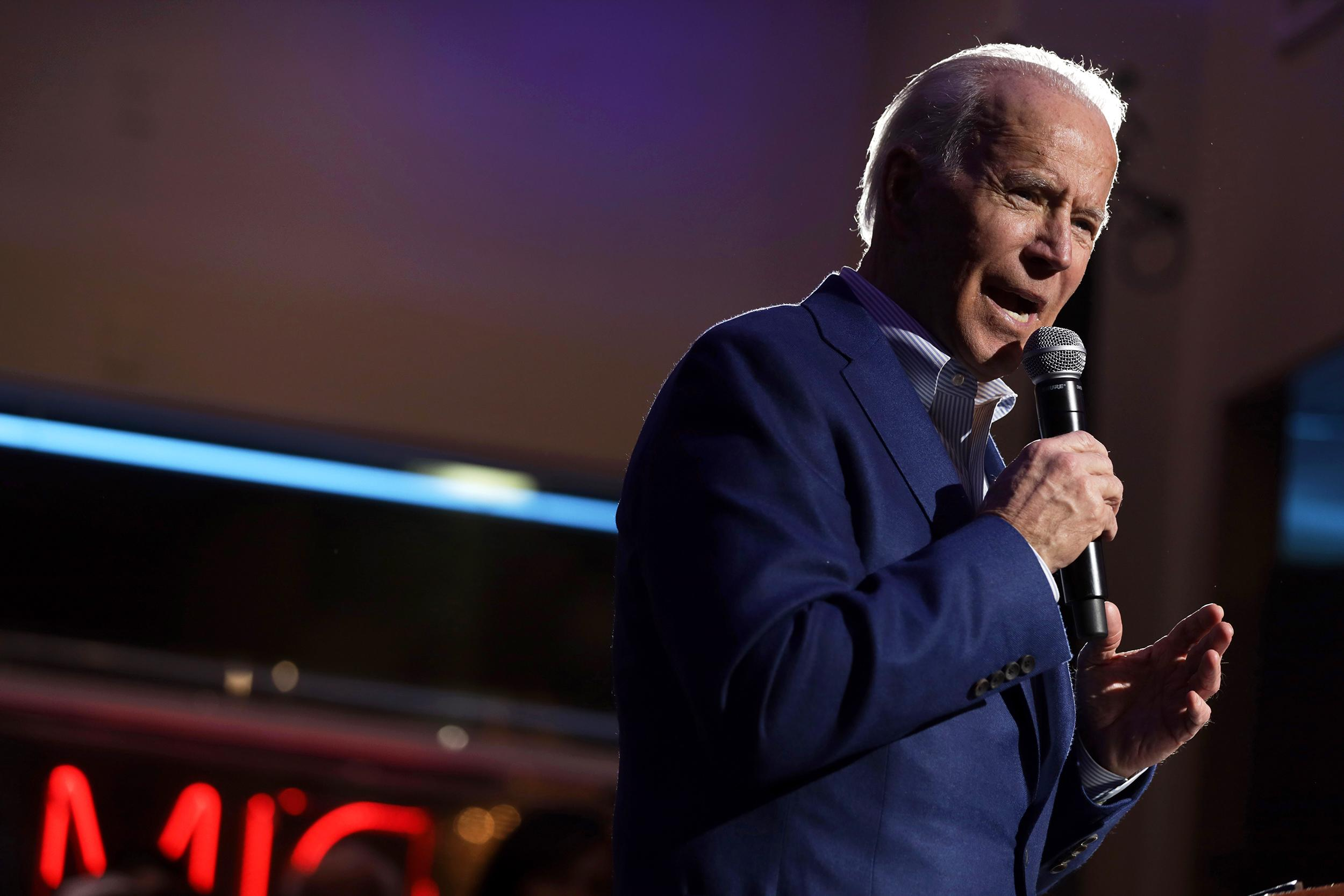 Biden launches initiative with lawmakers to reach Asian Americans in battleground states