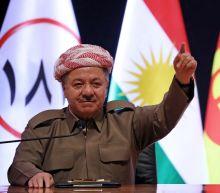 Barzani makes comeback on both Kurd, Iraq fronts
