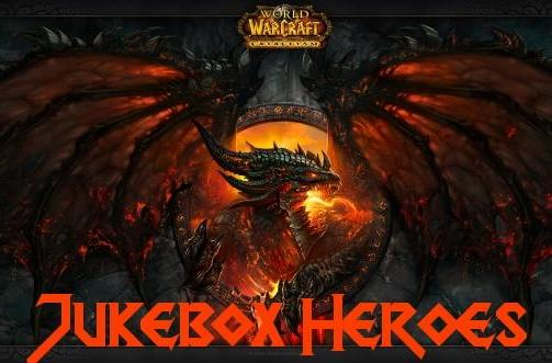 Jukebox Heroes: The music of World of Warcraft: Cataclysm