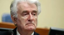 Corrected: Prosecutors seek second genocide conviction, life sentence for Karadzic