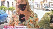 Cachondeo por el sexual rótulo que ha aparecido en 'Viva La Vida' sobre Enrique Ponce