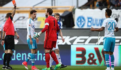 Bundesliga: Schalke-Verteidiger Kehrer zwei Spiele gesperrt