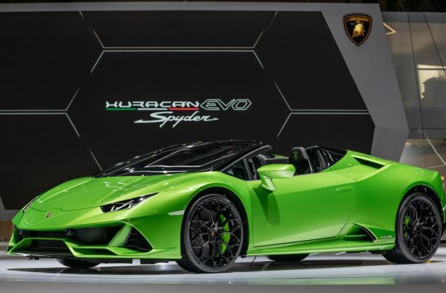 Lamborghini's latest Huracán is a supercar with a supercomputer