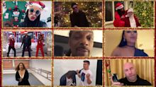 Canadian Celebs Among Stars In 'All I Want For Christmas Is You' Lip-Sync Tribute