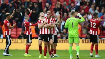 Tactical wrinkle helps Sheffield United win
