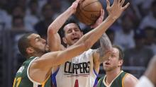 The Jazz are nearing full-strength and now a win from eliminating the hurting Clippers