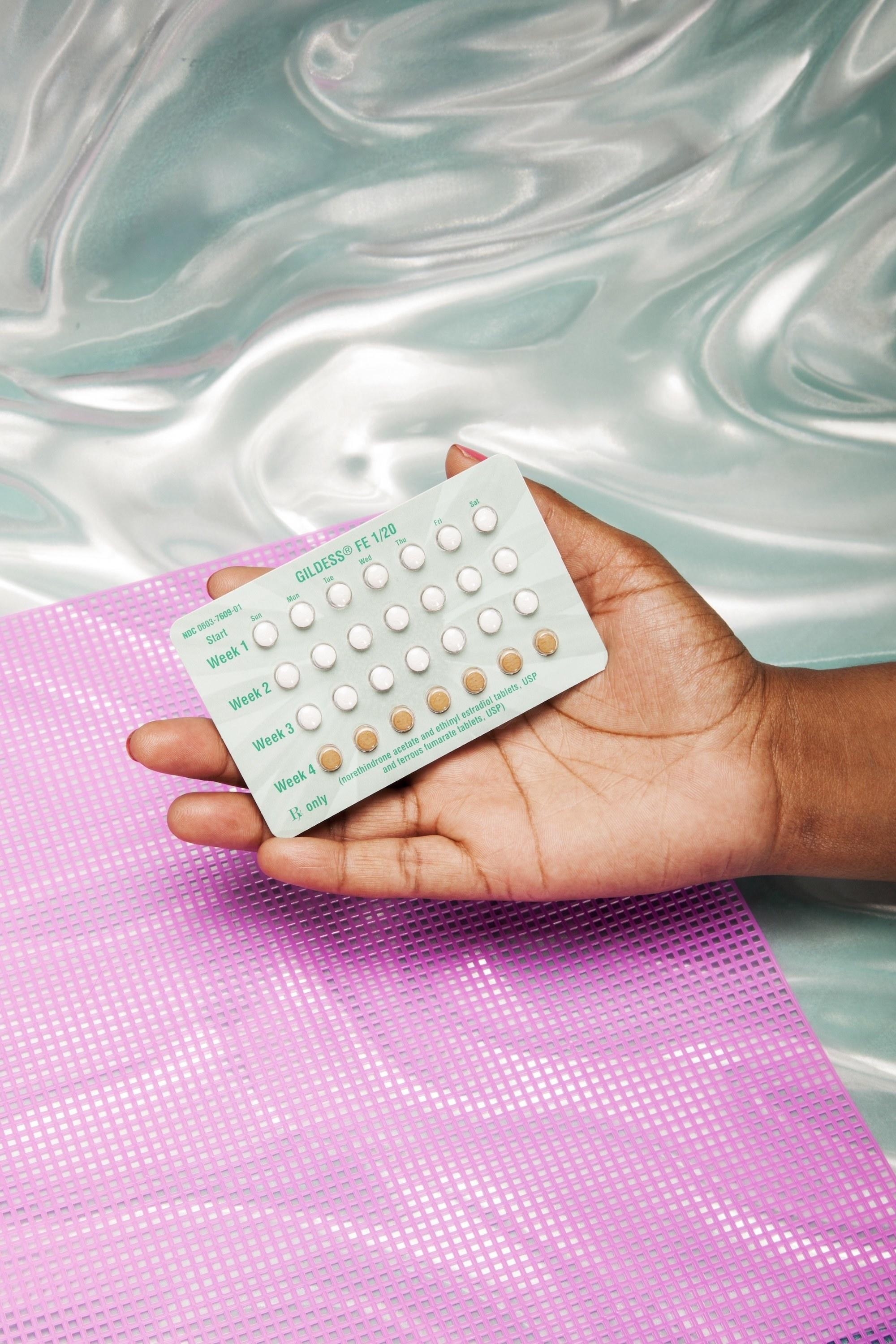 Birth Control: 3 Different Types and How They Work