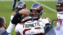 Chris Godwin, Leonard Fournette make incredible back-to-back plays to get Tampa Bay a TD