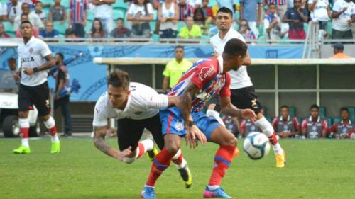 Após eliminação no Nordestão, Vitória foca no Campeonato Baiano