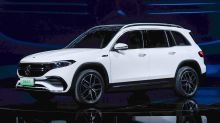 Mercedes-Benz EQB 7-Seater Electric SUV Unveiled at Auto Shanghai 2021