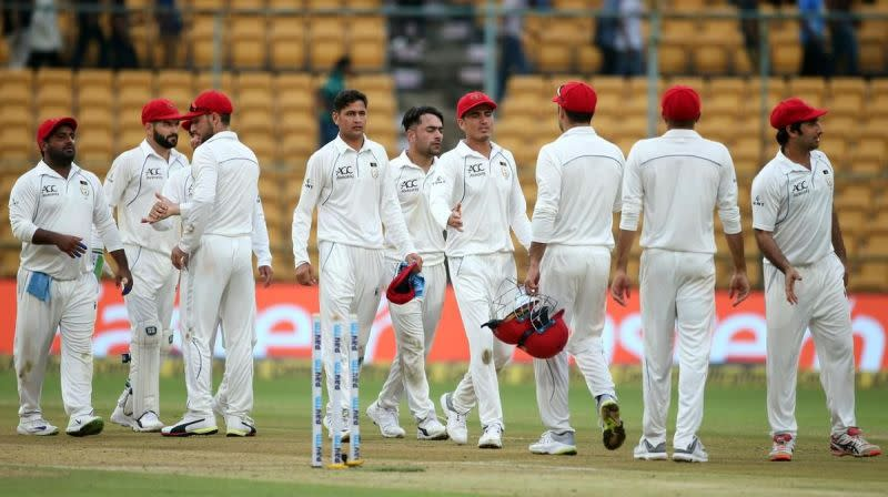 Afghanistan made their Test debut against India in June 2018