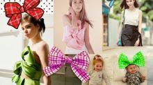 3歲到30歲都愛它 蝴蝶結穿出甜甜少女味