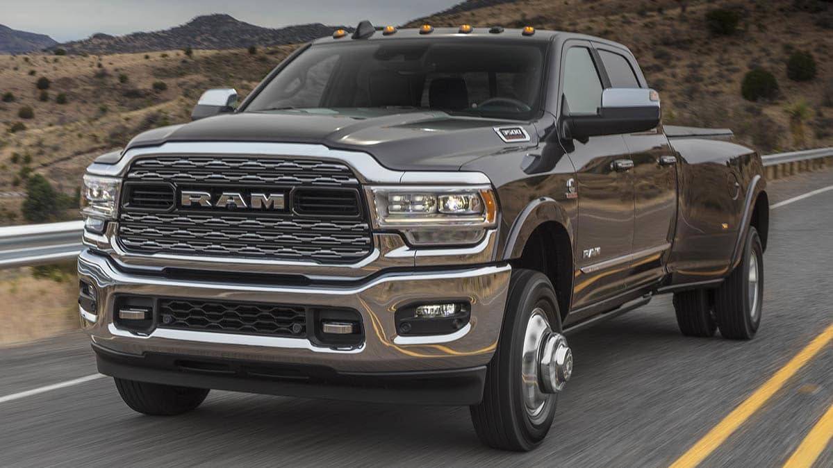 Redesigned 2019 Ram 2500 Features Big Power