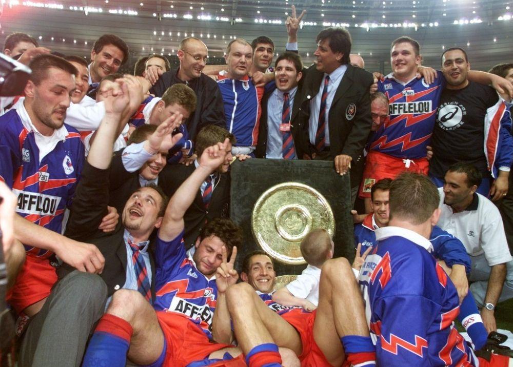 Les anciens du Stade Français s'élèvent contre la fusion avec le Racing 92