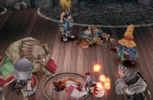 Final Fantasy IX 'Fight, Magic, Item, Run'-ing to PSN next week