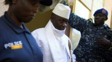 Gambia's ex-president accused of ordering migrant slaughter