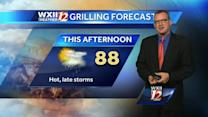 More storms possible Sunday, Monday