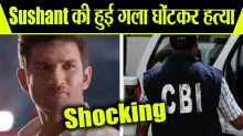 Sushant's family lawyer Vikas Singh claims that the actor was murdered by strangulation