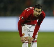 United's Mkhitaryan vows to get better after tough first season