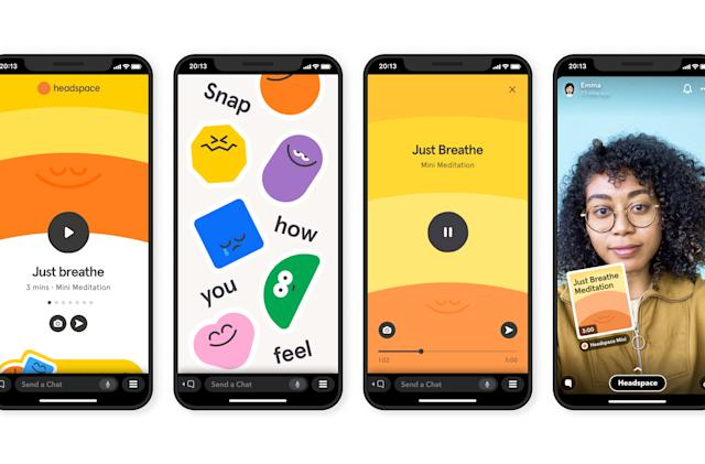 Snap allows developers to create 'mini' apps for Snapchat