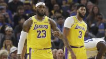 Lakers are attracting the most money from bettors and it's not even close