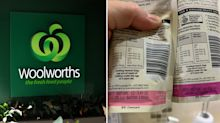 Major Woolworths fail in shopper's online delivery