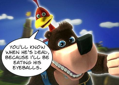 Banjo-Kazooie not cancelled ... so what is?