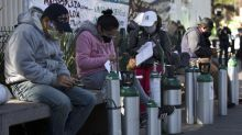 Criminals in Mexico exploit desperation for oxygen canisters