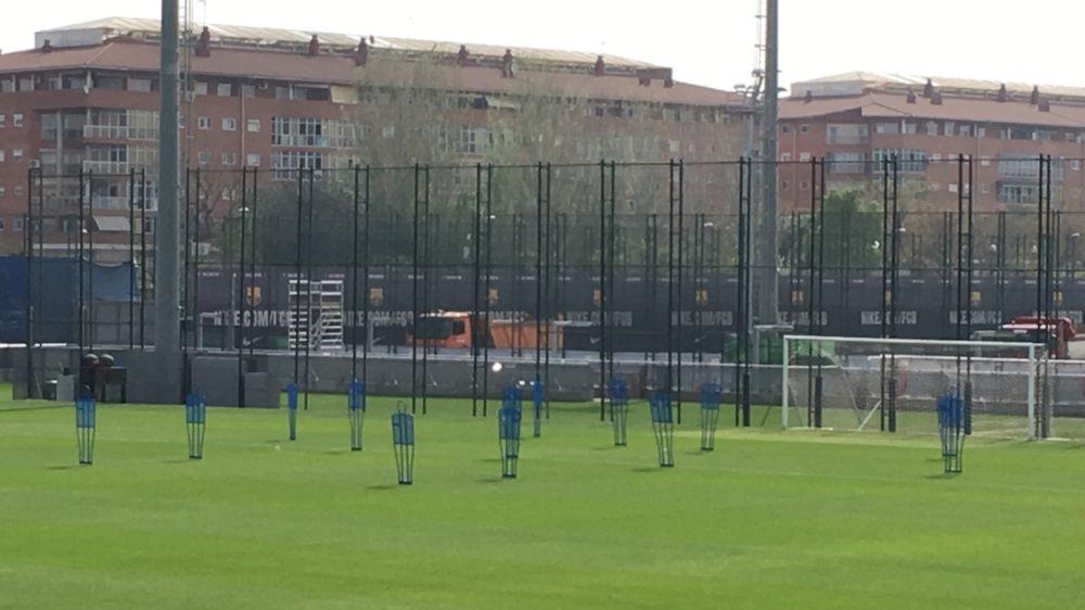 El Barcelona espera que la Juventus saque el autobús