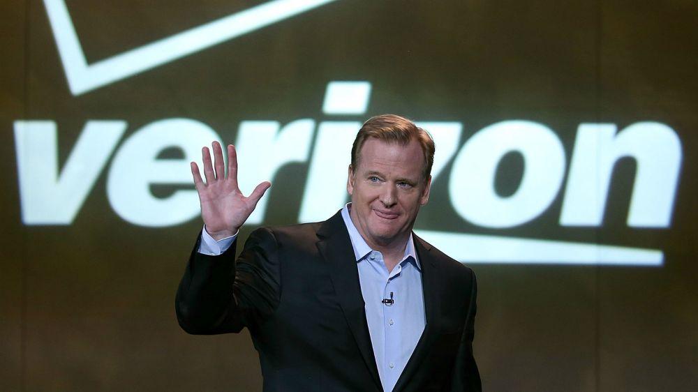 Verizon lands NFL deal to stream Ravens-Jaguars from London