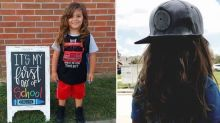 Mom Is Devastated After 4-Year-Old Was Kicked Out of School for Having Long Hair