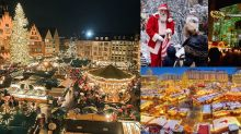 白色聖誕最有feel!2019歐洲聖誕市集5大推介