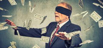 $90 billion 'missing': UK banknotes disappear